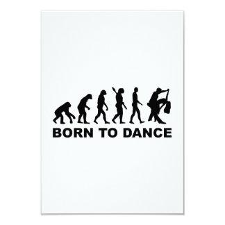 Baile de la evolución llevado para bailar anuncio