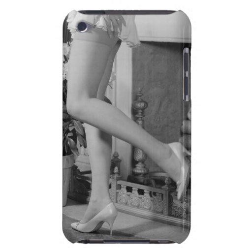 Baile de la mujer iPod Case-Mate carcasa