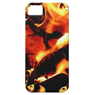 Baile de llama iPhone 5 carcasas