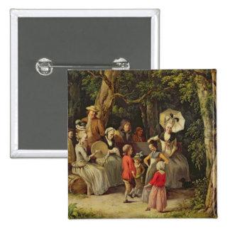 Baile de los niños pin