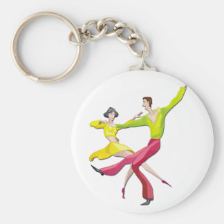 Baile de los pares llaveros personalizados