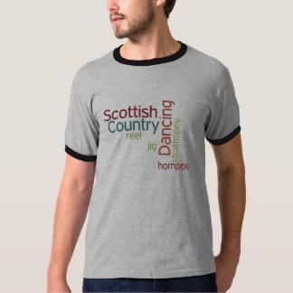 Baile de país escocés playera
