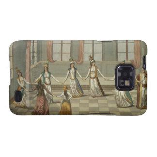 Baile de que es de moda con las mujeres griegas samsung galaxy s2 funda