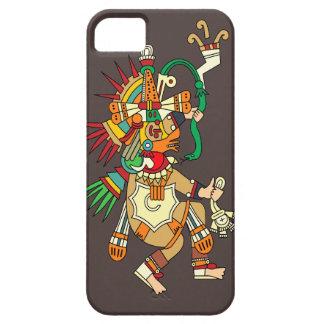 Baile de Quetzalcoatl - personalizable iPhone 5 Cárcasa