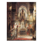 Baile de Salome antes de Herod Tarjetas Postales