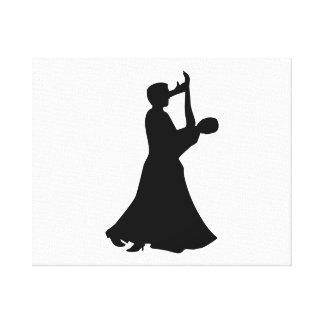 Baile de salón de baile