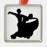 Baile de salón de baile adorno para reyes