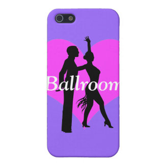 baile de salón de baile iPhone 5 protector