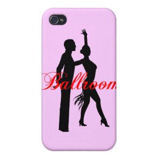 Baile de salón de baile iPhone 4 fundas