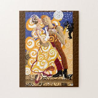 Baile de salón de baile puzzle