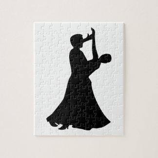 Baile de salón de baile puzzles con fotos