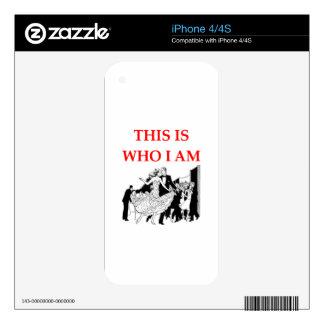 baile de salón de baile skins para eliPhone 4