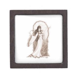 Baile del duende cajas de recuerdo de calidad