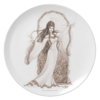 Baile del duende platos de comidas