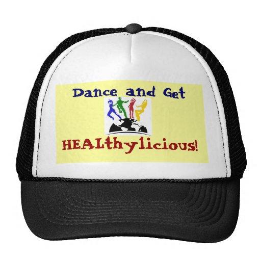 ¡baile del mundo, HEALthylicious! , La danza y con Gorros Bordados