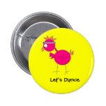 baile el pájaro, bailemos - modificado para requis pins