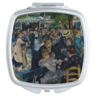 Baile en el la Galette de Le Moulin de por Renoir Espejo Para El Bolso