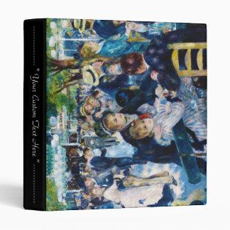 """Baile en el Moulin de la Galette Auguste Renoir Carpeta 1"""""""