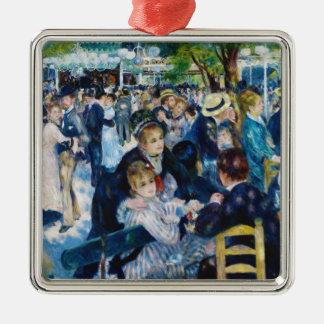 Baile en el Moulin de la Galette Auguste Renoir Ornamento De Reyes Magos