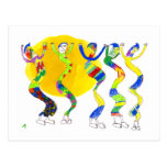 Baile en el Sun 5 Postales