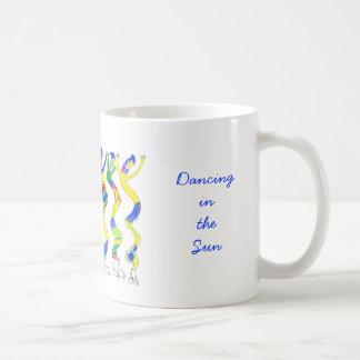 Baile en el Sun 5 Tazas De Café