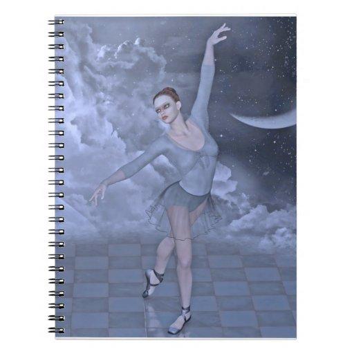 baile en las nubes cuaderno