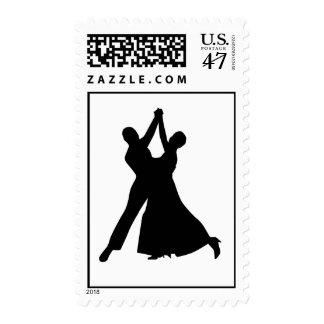 Baile estándar sello