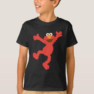 Baile feliz de Elmo Playera