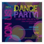 ¡Baile! Invitación