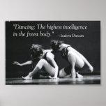 Baile: La inteligencia más alta Impresiones