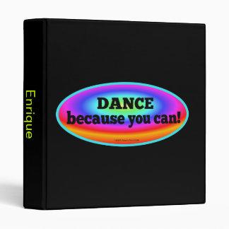 """Baile porque usted puede los colores psicodélicos carpeta 1"""""""