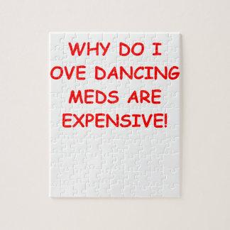 baile rompecabeza
