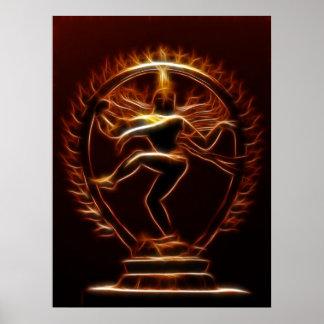 Baile Shiva Póster
