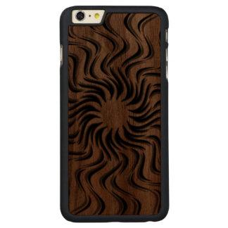 Baile Sun Funda De Nogal Carved® Para iPhone 6 Plus