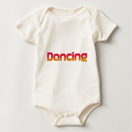baile trajes de bebé