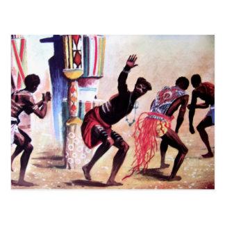 baile tribal postal