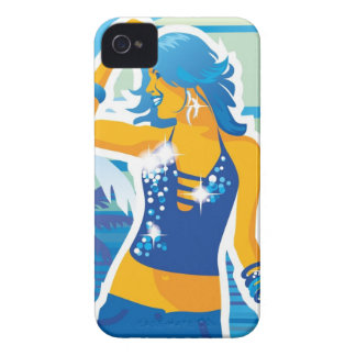 Bailemos el caso del iPhone 4 iPhone 4 Protector