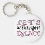 Bailemos Llaveros Personalizados