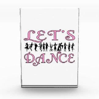 Bailemos pares del baile