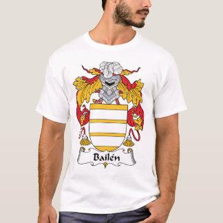 Bailen Family Crest T-Shirt
