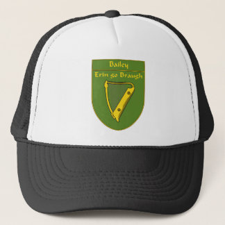 Bailey 1798 Flag Shield Trucker Hat