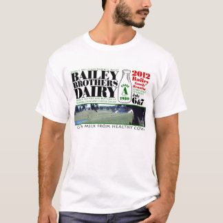 Bailey Brothers Dairy T-Shirt