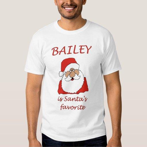 BAILEY Christmas T-Shirt