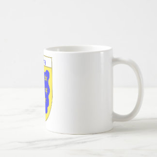 Bailey Coat of Arms/Family Crest Coffee Mug