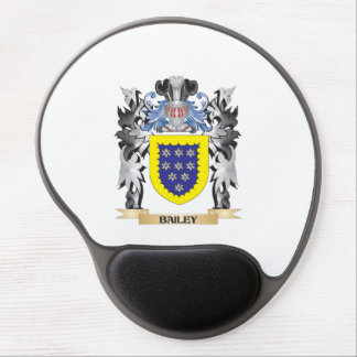 Bailey Coat of Arms - Family Crest Gel Mouse Pad