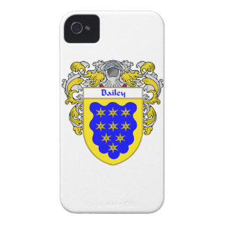Bailey Coat of Arms/Family Crest iPhone 4 Case-Mate Case