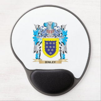 Bailey Coat of Arms Gel Mouse Pad