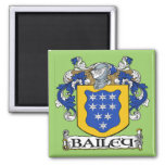 Bailey Coat of Arms Magnet