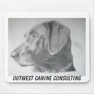 Bailey, consulta canina de Outwest Tapete De Ratón