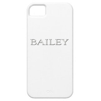 Bailey Custom Name iPhone 5 Case